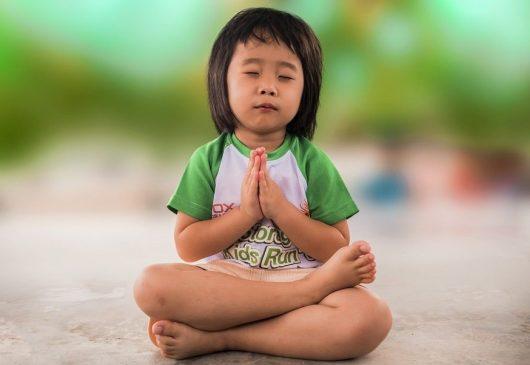 ¿PARA QUÉ LE SIRVE LA MEDITACIÓN A MI HIJO?